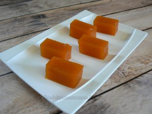 Dulce de Batata - Paraguay fin5
