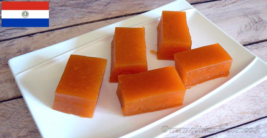Dulce de Batata - Paraguay slider