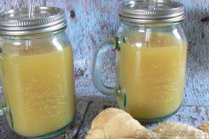 Nectar ou jus de gingembre – Le Mboa de Nath