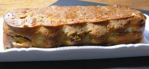 Cake aux courgettes et chèvre fin2