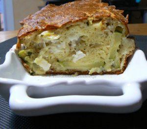 Cake aux courgettes et chèvre fin3