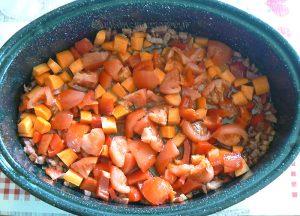 Tendrons de veau sautés aux carottes etape1