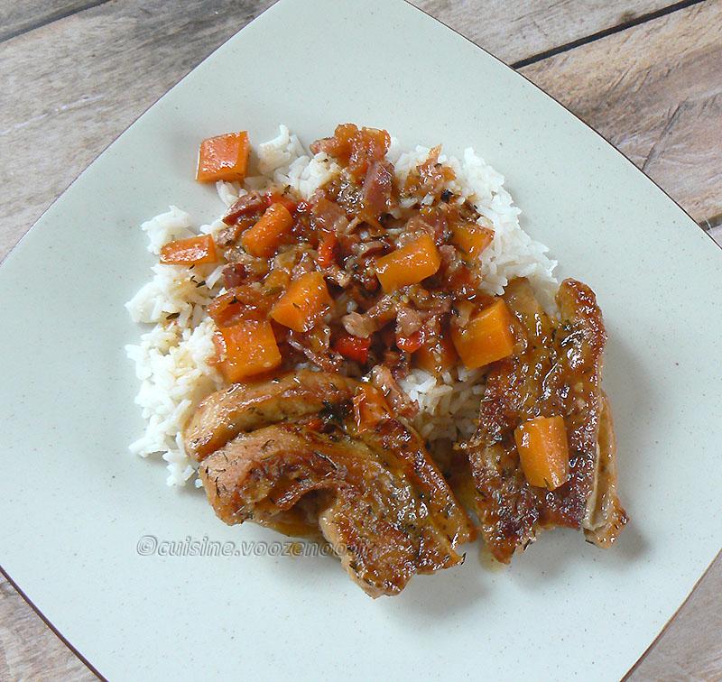 Tendrons de veau sautés aux carottes fin2