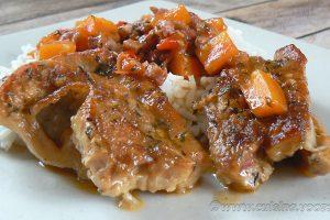 Tendrons de veau sautés aux carottes