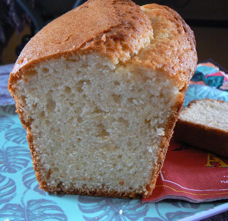 Cake rétro à la vanille fin4
