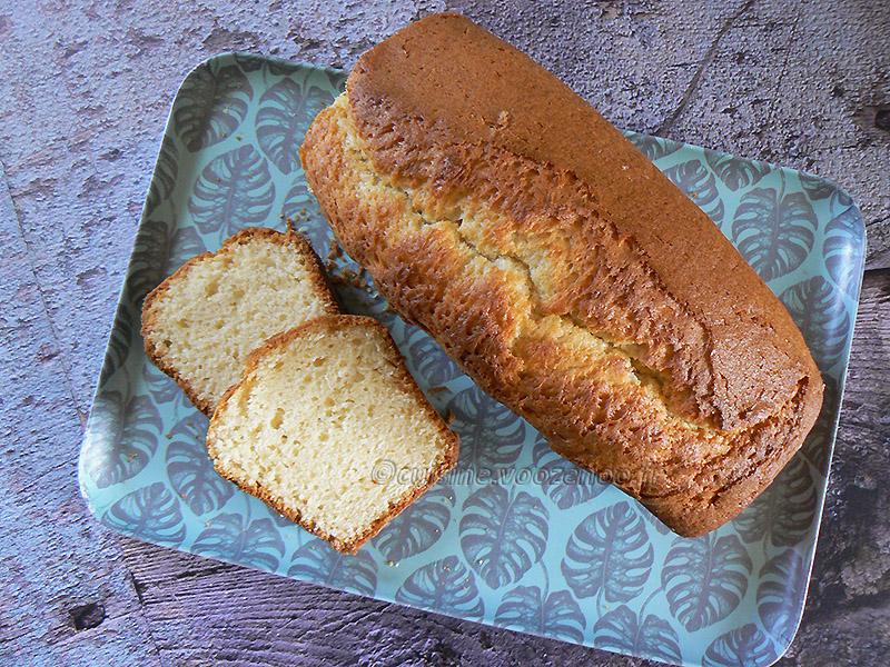Cake rétro à la vanille fin5