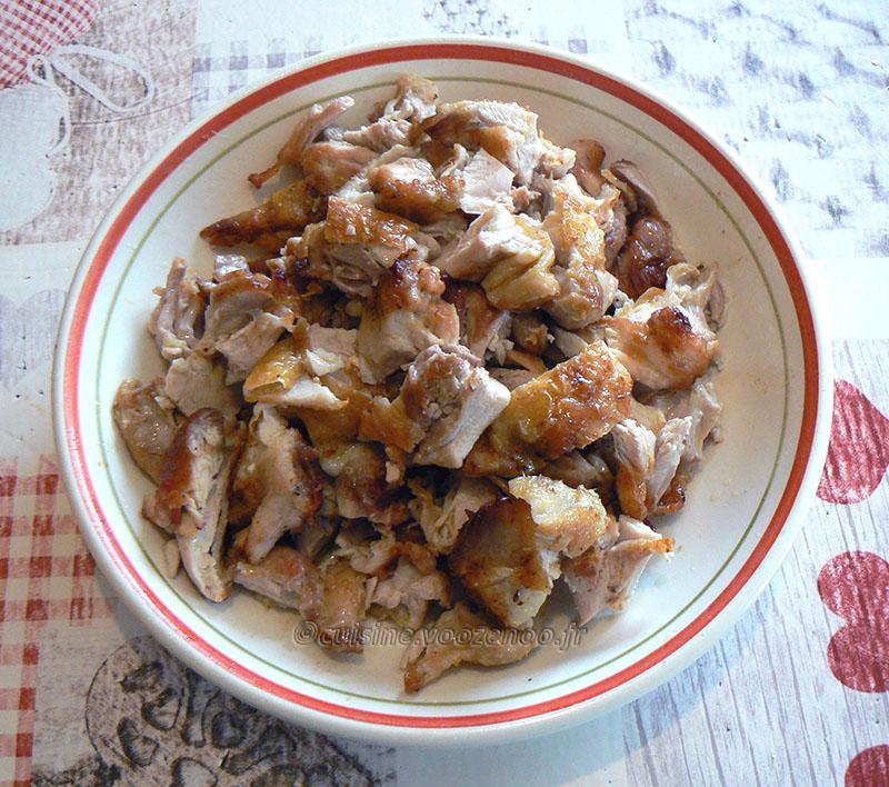 Creamy Chicken Fajita Pasta etape5