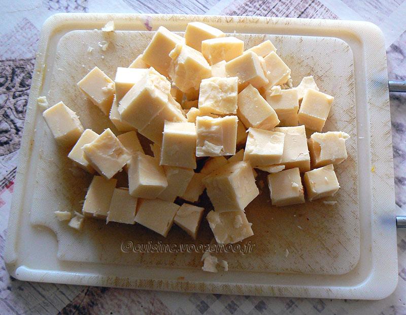 Creamy Chicken Fajita Pasta etape8