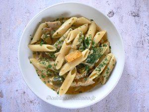 Creamy Chicken Fajita Pasta fin2